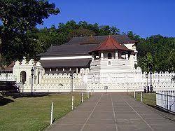 templo del diente buda