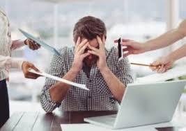 reducir el estrés laboral